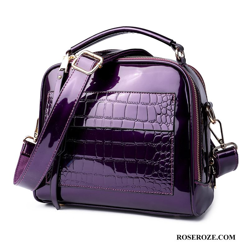 Schoudertassen Dames Zomer Mini Messenger Tas 2018 Schelp Mode Purper